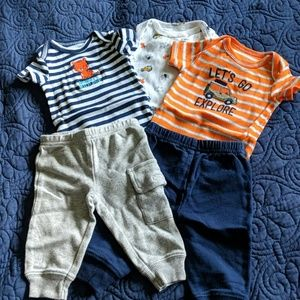 Just One You by Carter's Matching Sets - Just One You by Carter's set 🐅
